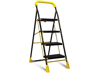 TRENDY Cameo 4 Step Heavy Duty Foldable step ladder
